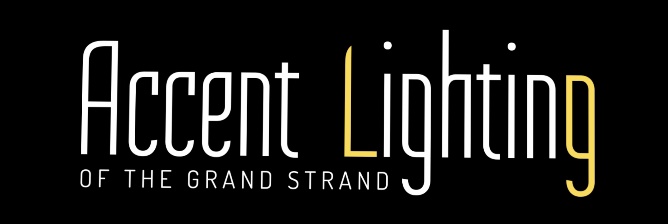 Accent Lighting of The Grand Strand