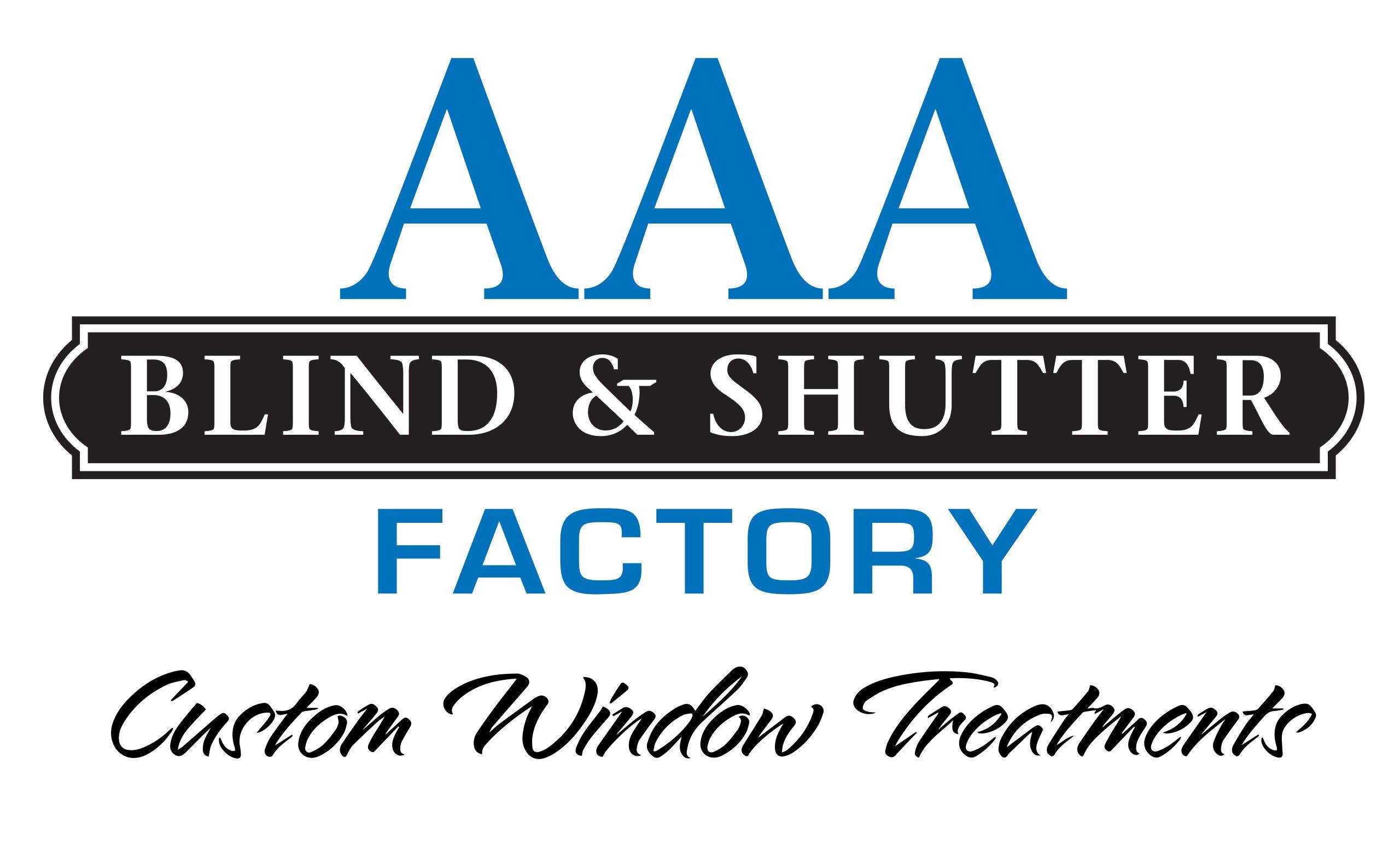 AAA Blind & Shutter Factory